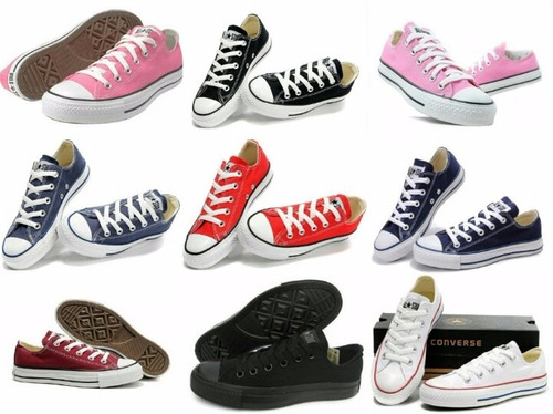 tenis zapatillas converse all star
