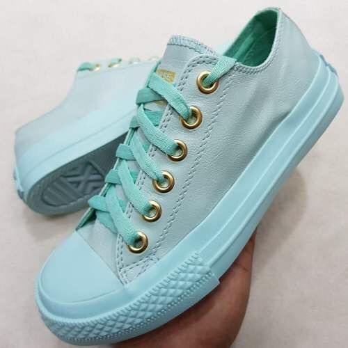 tenis converse all star mujer