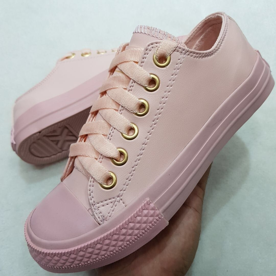 8f90fc584e3ae coupon for zapatillas converse chuck taylor all star rosa 80142 d0db7  buy  tenis zapatillas converse all star cuero w2 para dama. cargando zoom. 5c158  16880