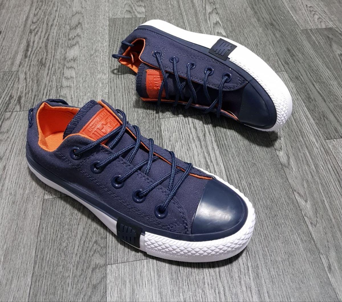 0397dae5ea7 tenis zapatillas converse chuck taylor azul oscuro hombre. Cargando zoom.