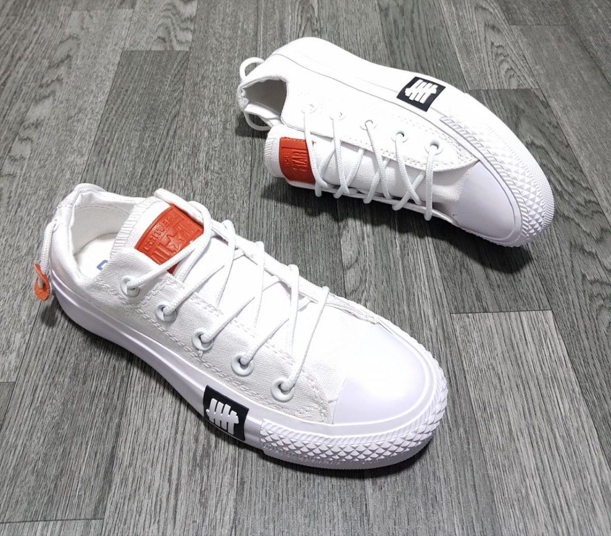 fe2e7a26bd8 tenis zapatillas converse chuck taylor blanco hombre env gr. Cargando zoom.