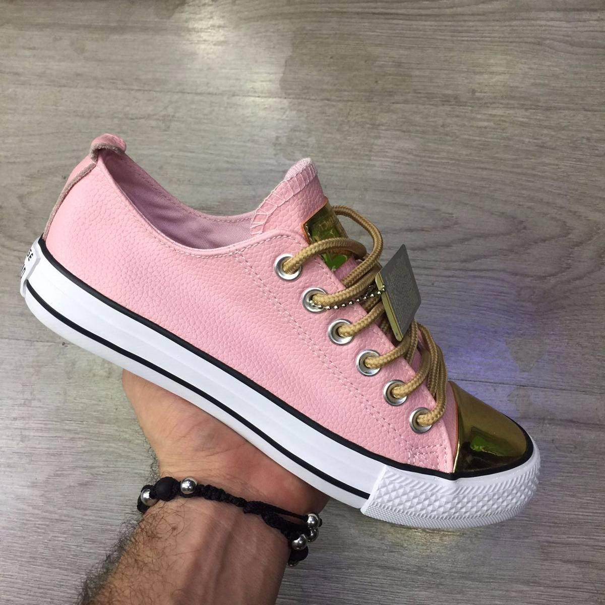 converse chuck taylor mujer rosa