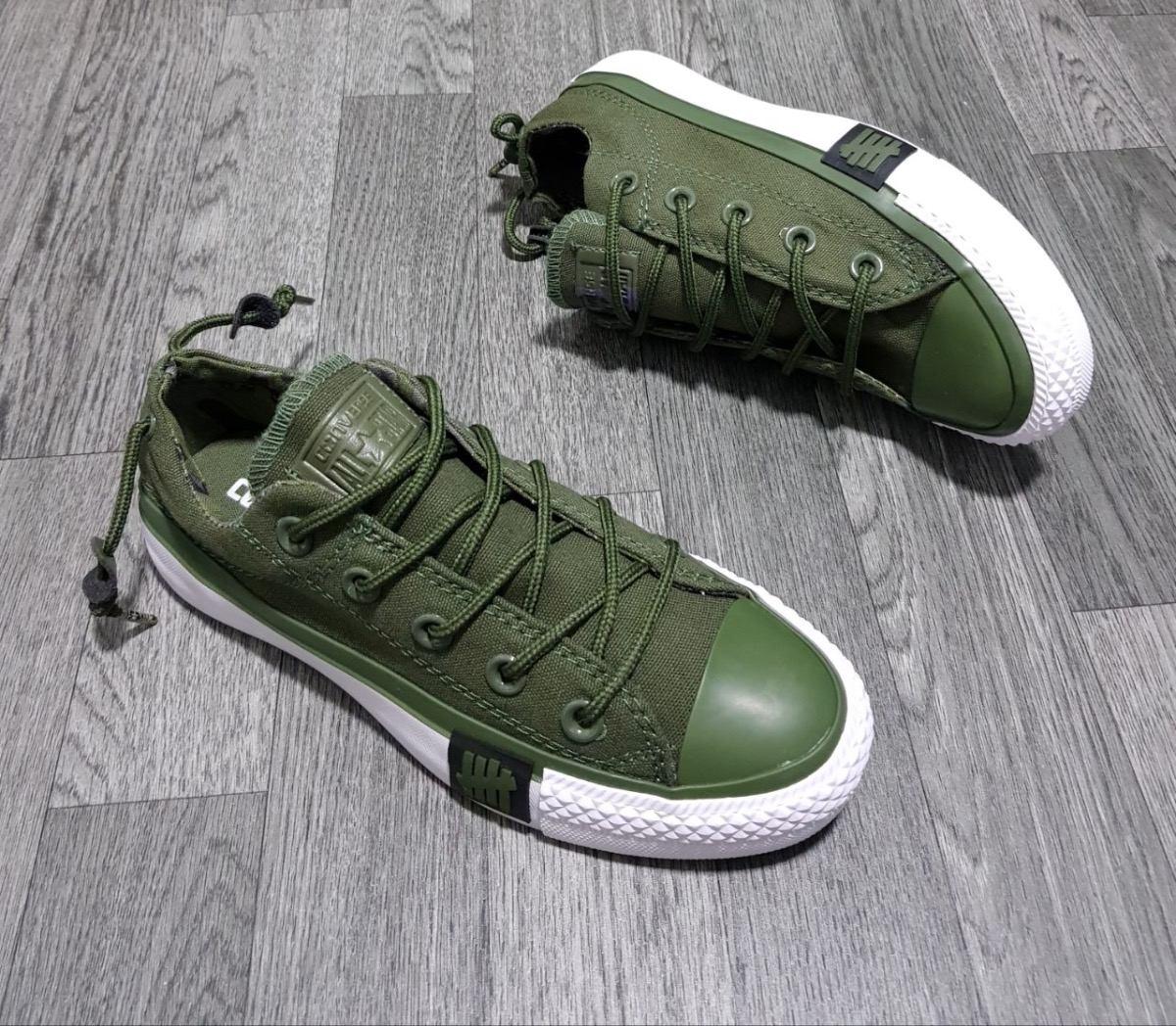 bea1dd73cf ... wholesale tenis zapatillas converse chuck taylor verde hombre env g. cargando  zoom. 37731 9b335