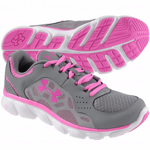 tenis zapatillas dama under armour micro g assert