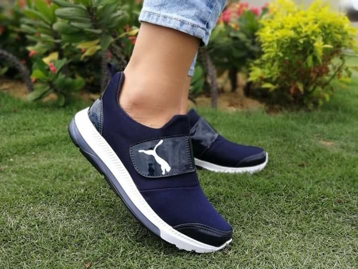 Mujer Femenina Moda Tenis Deportivas Zapatillas Comodos 7bg6yYf