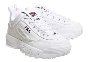 Zapatilla Fila Clasica Blanca Tenis Adidas para Hombre en