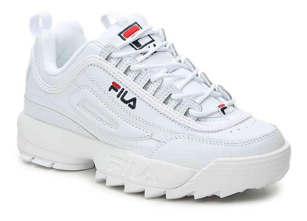 Tenis Zapatillas Fila Disruptor Hombre