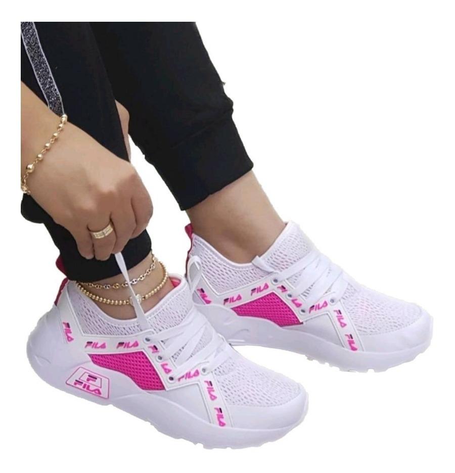 678d0052 tenis zapatillas fl mujer hermoso calzado dama promoción. Cargando zoom.