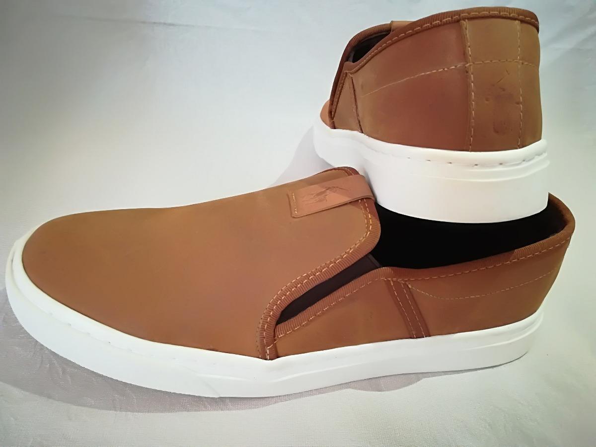 Tenis Zapatillas Mocasin En Cuero Para Hombre -   110.000 en Mercado ... a6315bab306