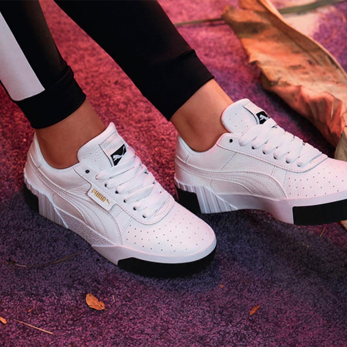 puma cali zapatillas mujer