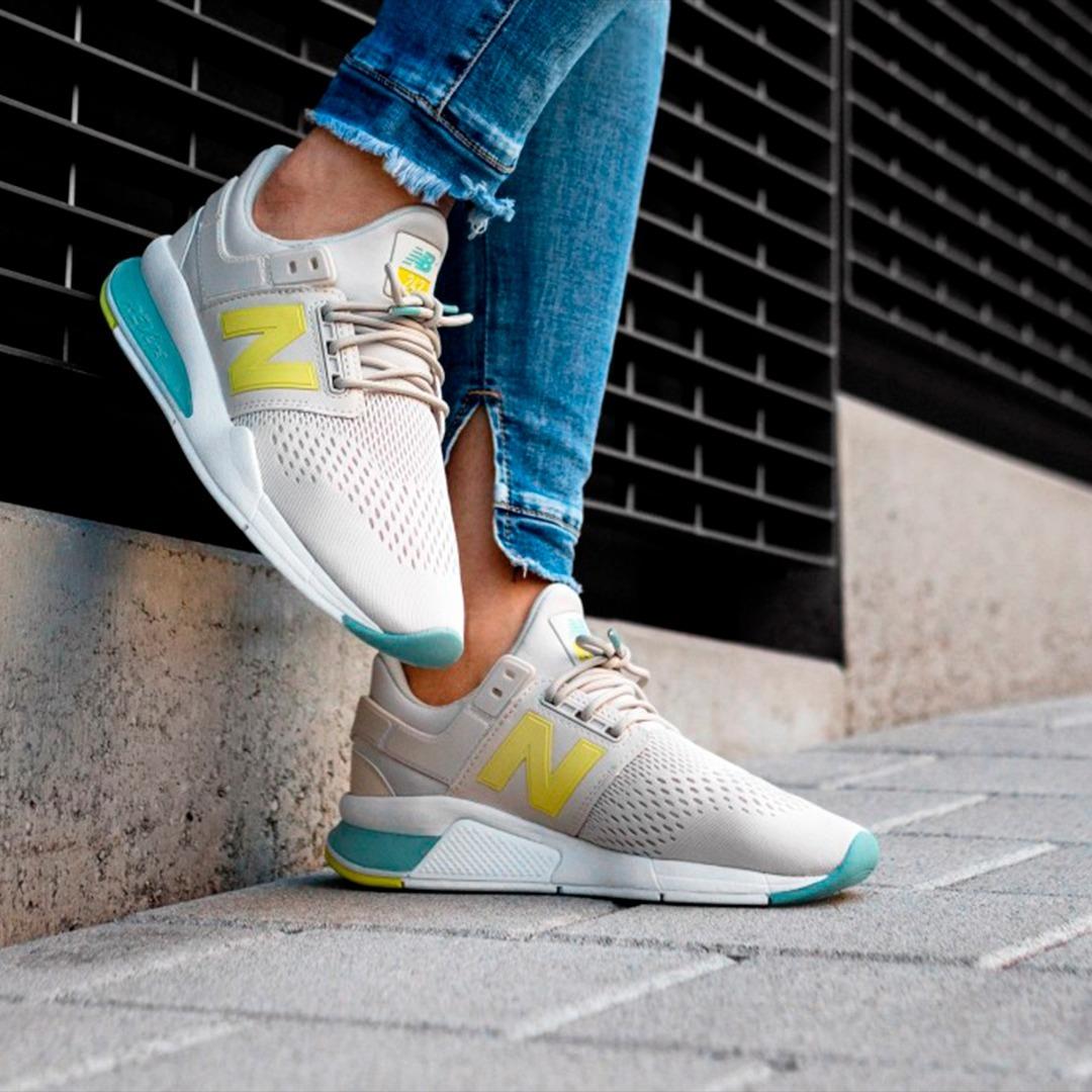 Tenis Zapatillas New Balance 247 V2 Mujer Envio Gratis