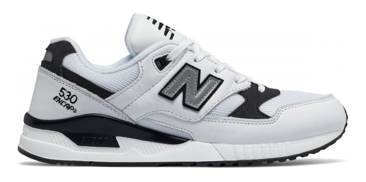 zapatillas hombre new balance blanco
