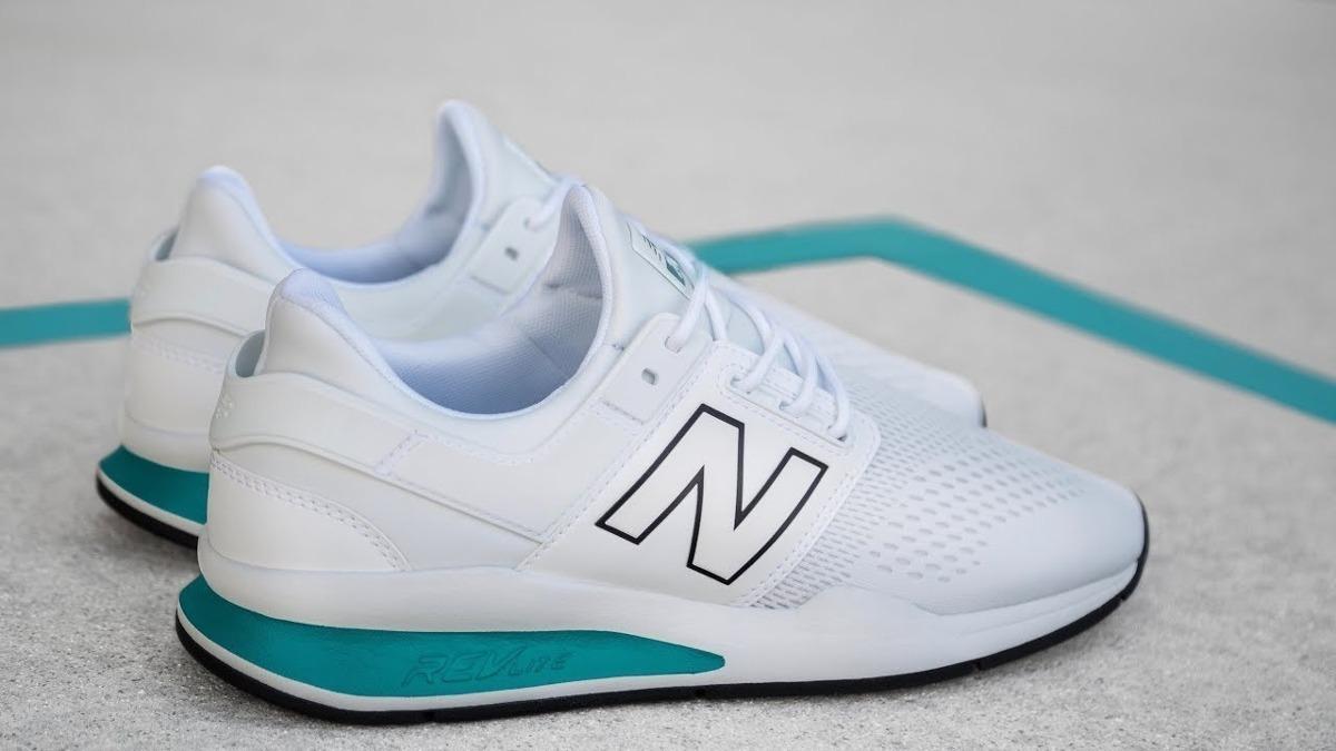 zapatillas new balance hombres 50