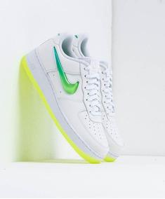 Tenis Zapatillas Nike Airforce One Off white Caja Original