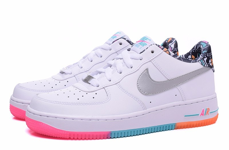 tenis nike air force one para mujer