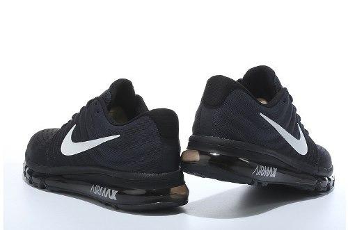f65a3256cc Nike AIR MAX 2017 Negro Blanco