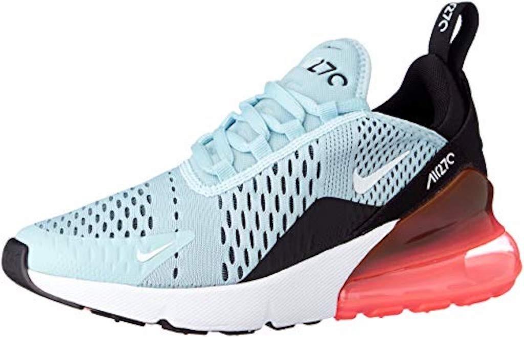 819d8f30273f4 ... usa tenis zapatillas nike air max 270 azul rosada mujer. cargando zoom.
