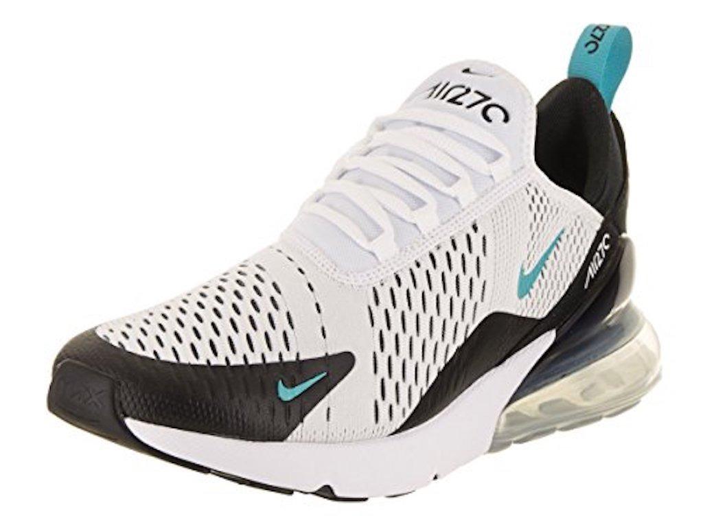 Zapatillas Blanca Max 270 Hombre Env Tenis Negra Nike Air