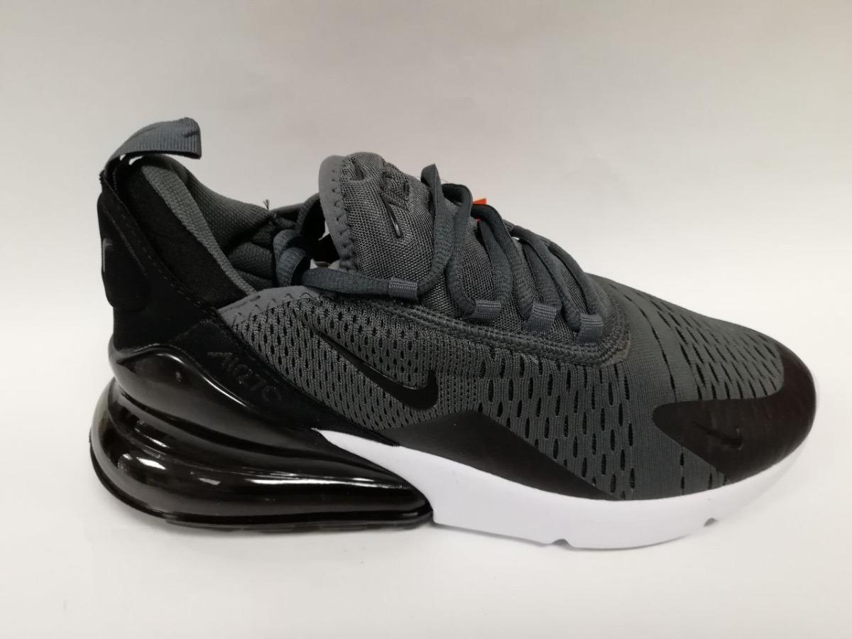 53fc0897 ... store tenis zapatillas nike air max 270 gris negra hombre env. cargando  zoom. ad981