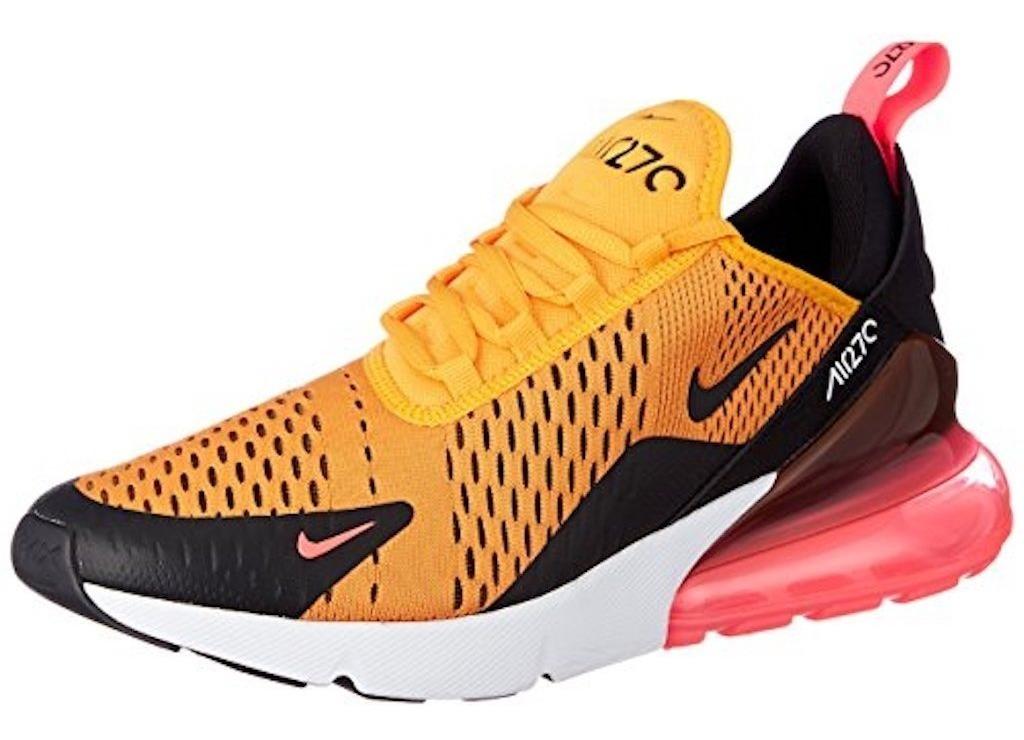 nuevo producto mujer zapatillas tenis nike naranja