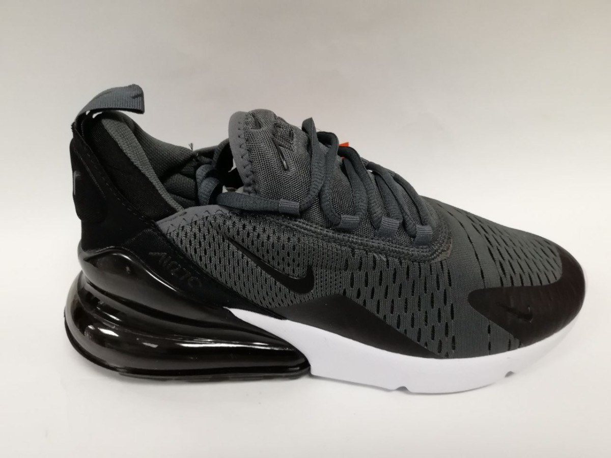 6d035de060406 ... get tenis zapatillas nike air max 270 negra blanca hombre env. cargando  zoom. 9ec89