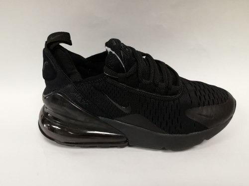 Tenis Zapatillas Nike Air Max 270 Negra Blanca Hombre Indicy