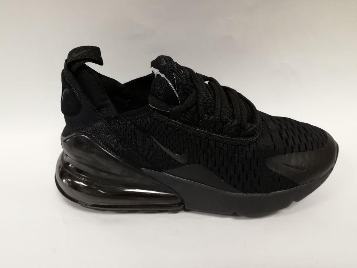 a79853e02f03f Tenis Zapatillas Nike Air Max 270 Negra Hombre Envio Gra -   154.900 ...