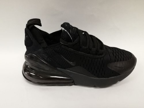 super popular d909e 6272a Tenis Zapatillas Nike Air Max 270 Negras Hombre Indicy - $ 159.900 ...