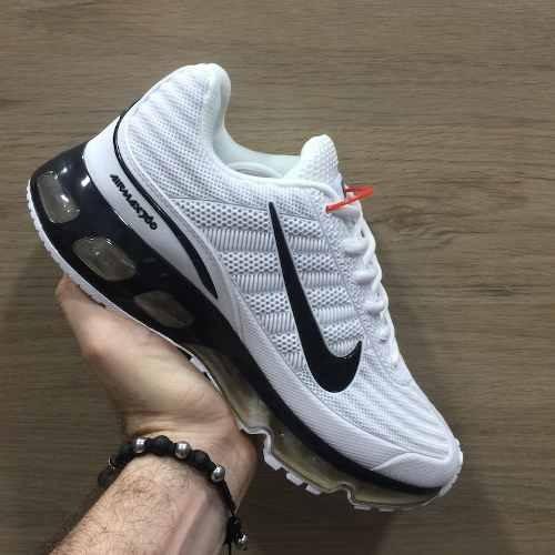 best sneakers 0ba1f bbbdd tenis zapatillas nike air max 360 blanco hombre env gr