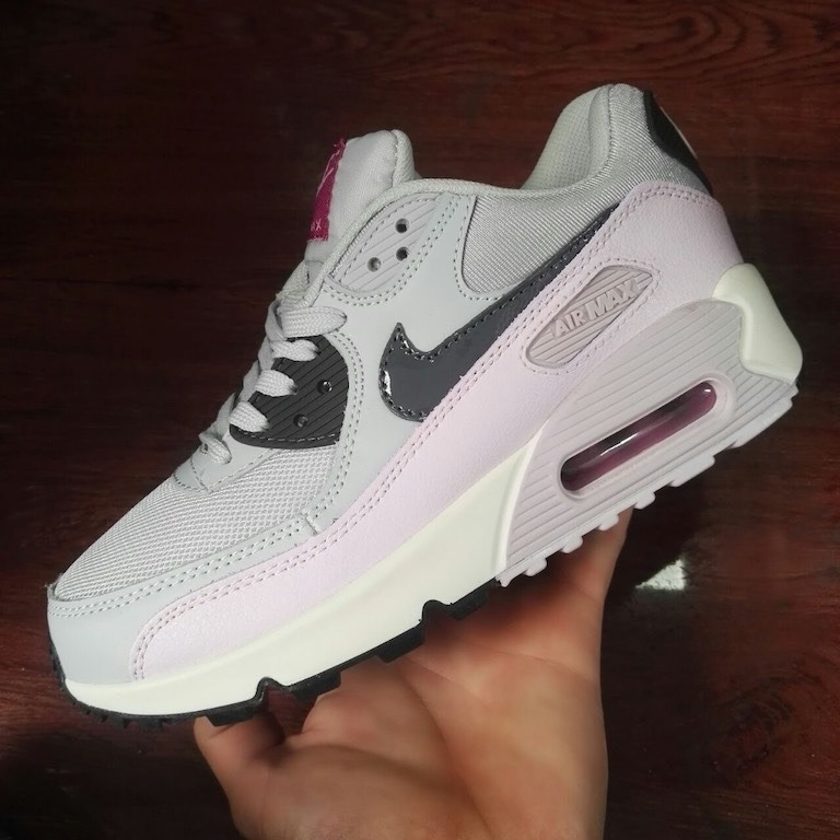low priced 52230 a9d88 ... discount code for tenis zapatillas nike air max 90 gris lila mujer env  gr 09574 8a28c