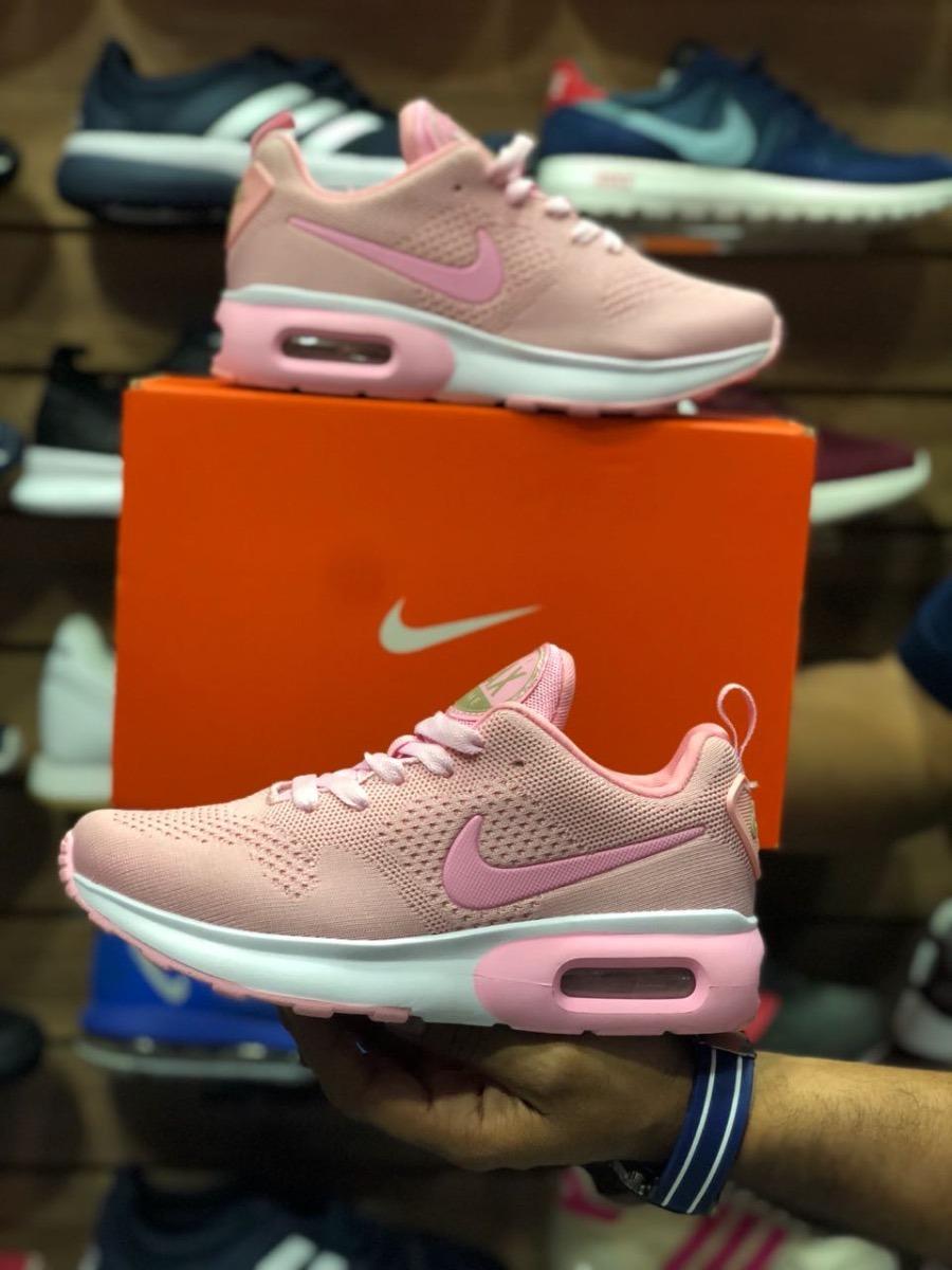1e429d2b8569e ... usa tenis zapatillas nike air max 90 ultra 2018 rosada mujer. cargando  zoom. a1551