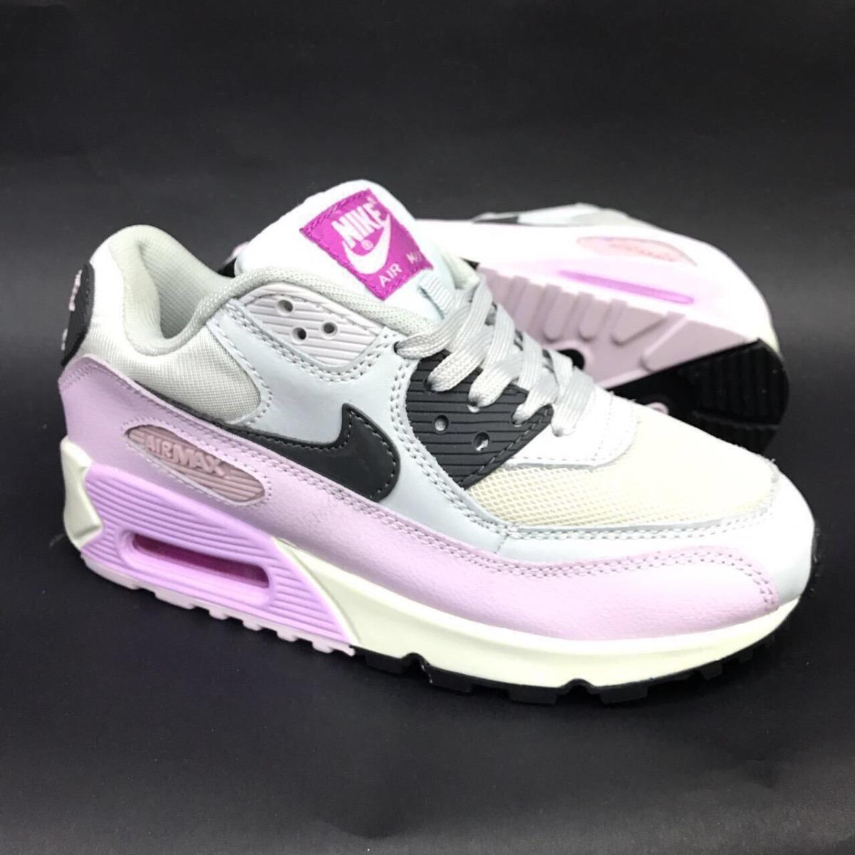 d745deffcc055 ... coupon code tenis zapatillas nike air max 90 ultra blanca rosada mujer. cargando  zoom.