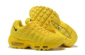 zapatillas mujer amarillas nike