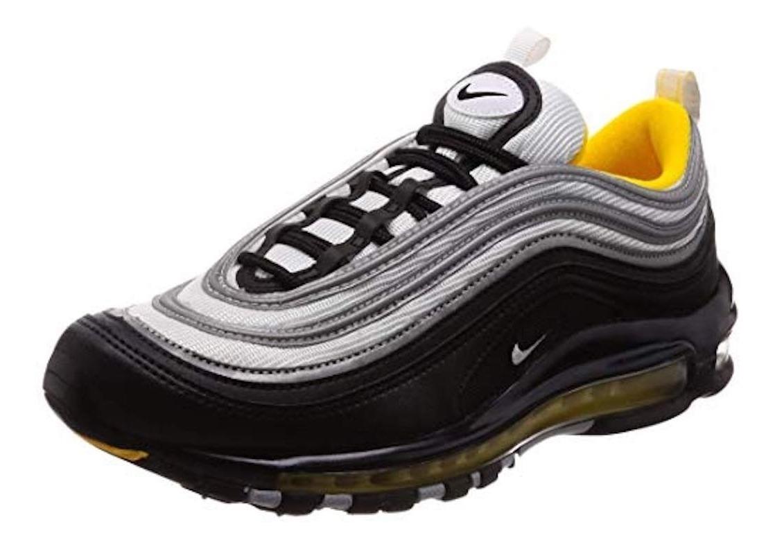 air max 97 negras y amarillas