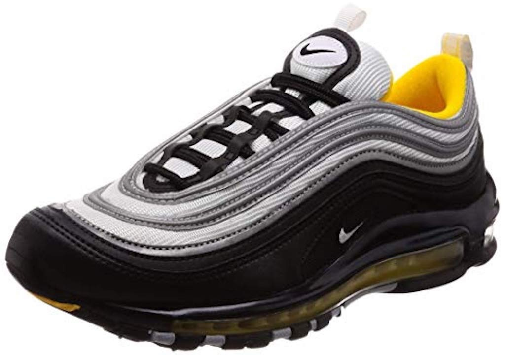 tenis zapatillas nike air max 97 gris negra amarilla hombret. Cargando zoom. ee675552a09