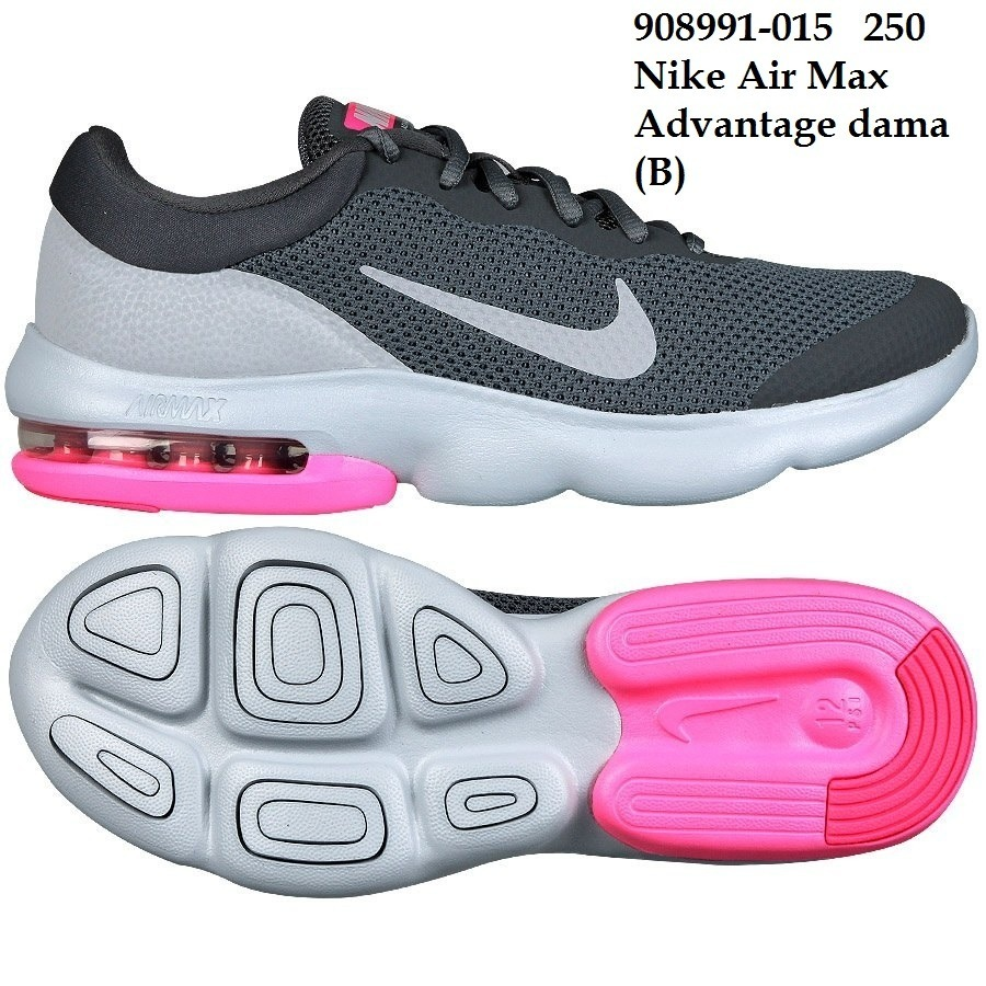 newest collection 6600b f01f7 tenis zapatillas nike air max advantage para dama. Cargando zoom.