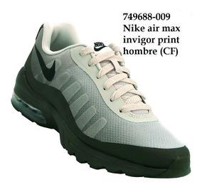 Tenis Zapatillas Nike Air Max Invigor Print Para Hombre