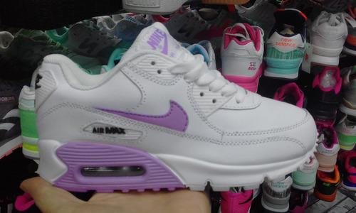 tenis zapatillas nike air max para dama