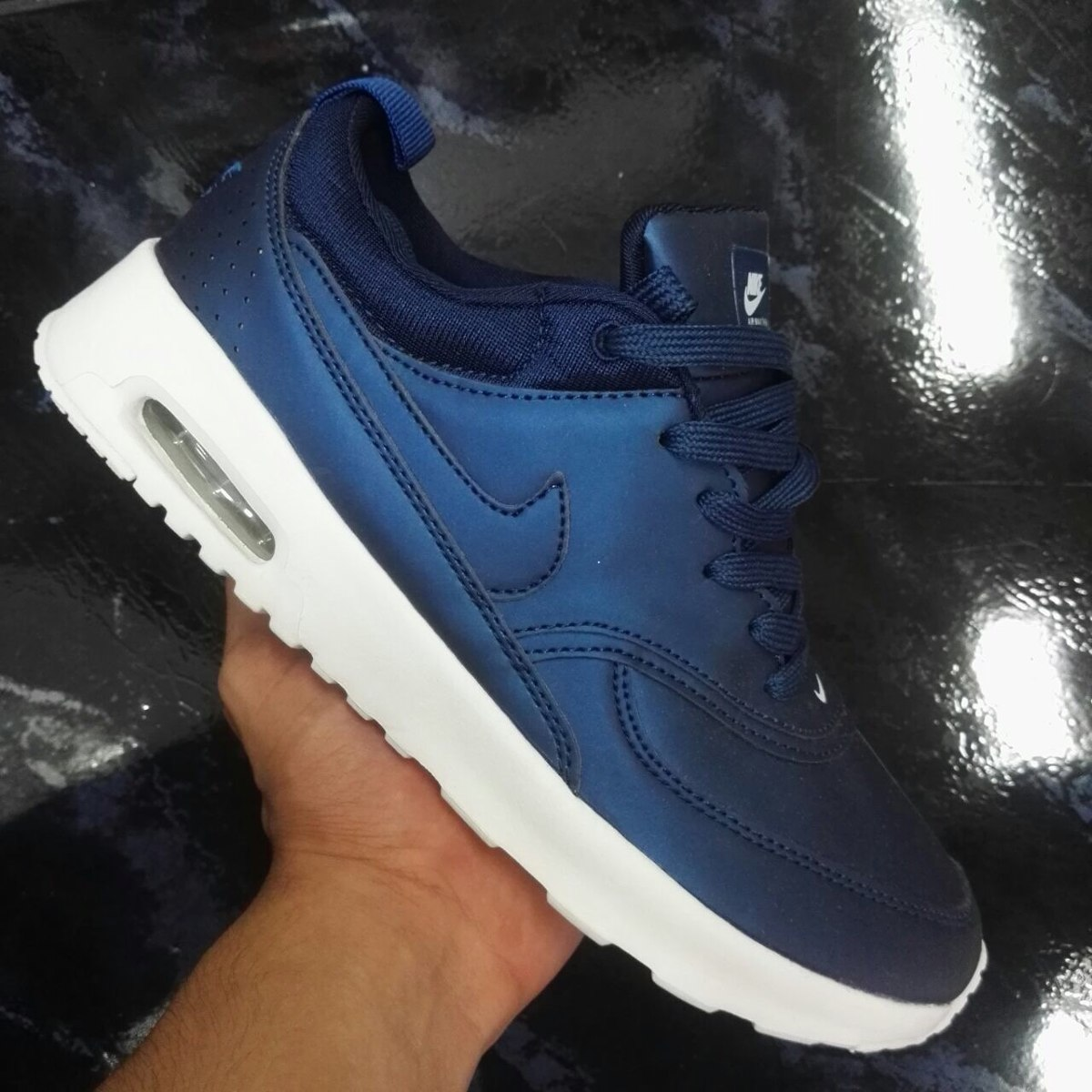 sweden nike air max thea mujeres azul 8c09f ed129