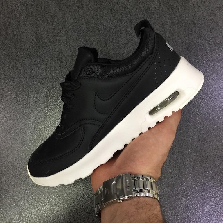 Tenis Adidas Mujer 2018 >> Tenis Zapatillas Nike Air Max Thea Negra Mujer Envio Gratis - $ 134.900 en Mercado Libre
