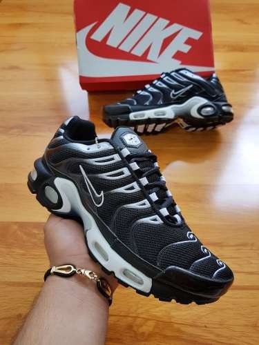 super popular ec81d 37c05 ... discount code for tenis zapatillas nike air max tn ultra negro rojo  hombre env e78b0 d0a1a ...