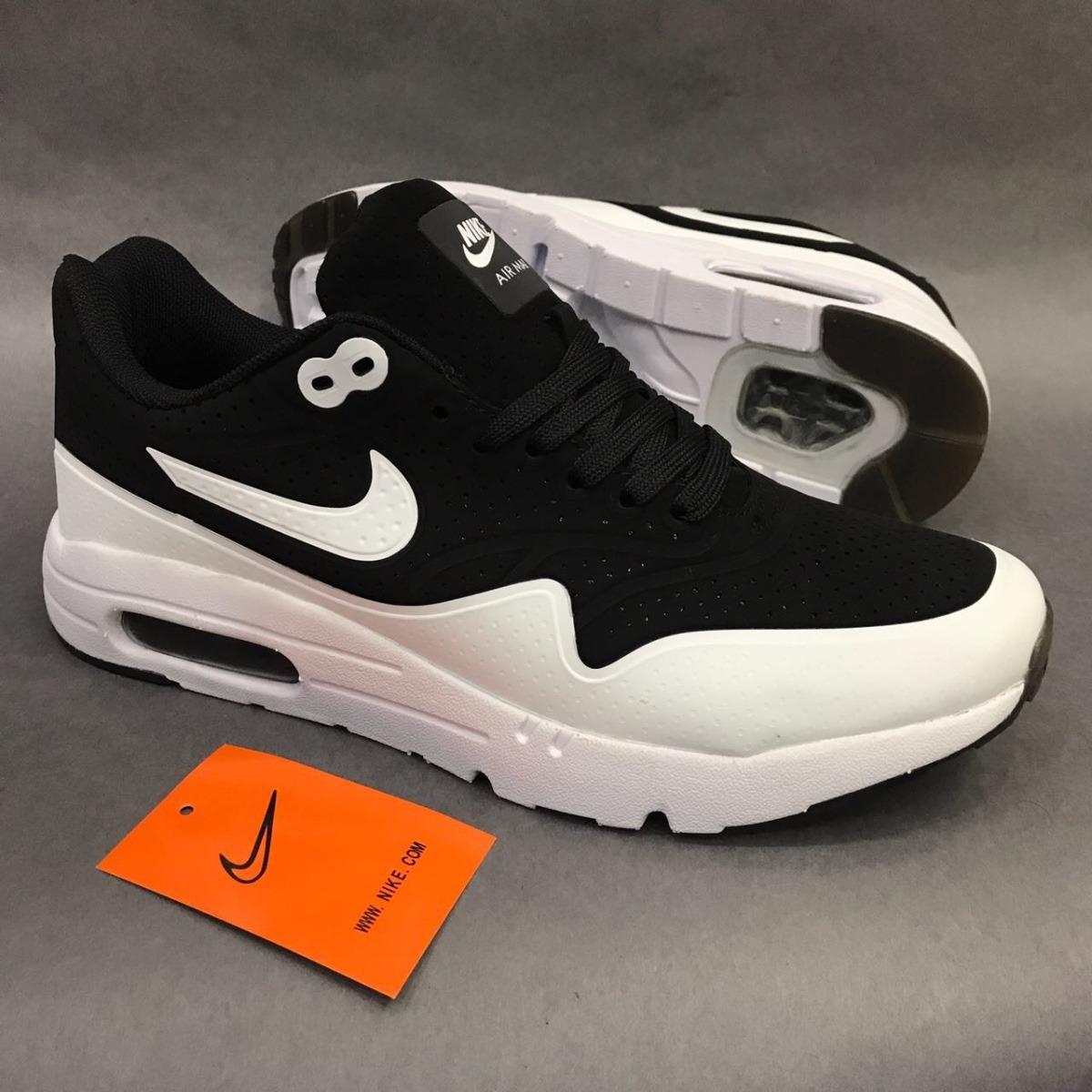 buy online e42b5 e54b5 ... order tenis zapatillas nike air max ultra moire negra blanca hombr.  cargando zoom. 96a52
