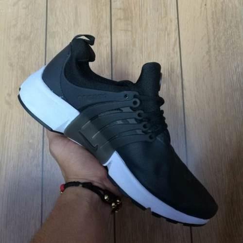 Tenis Zapatillas Nike Air Presto Cuero Hombre Envio Gratis