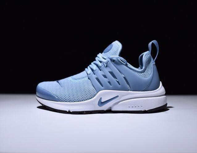 zapatillas nike azul mujer
