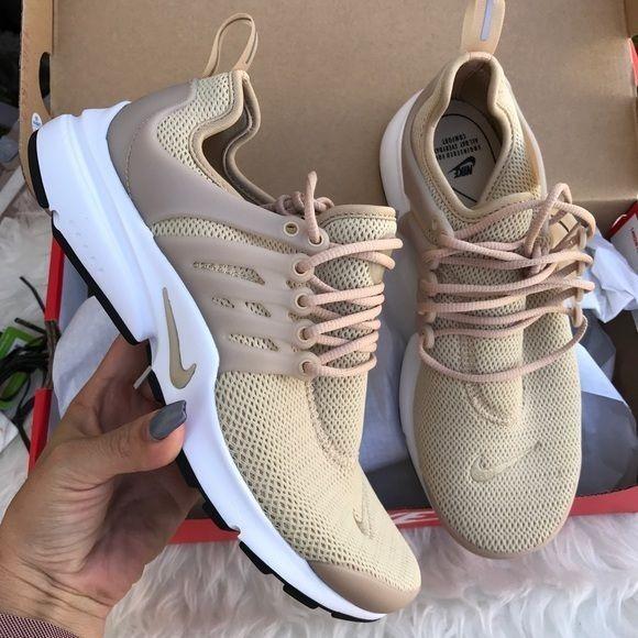 Tenis Zapatillas Nike Air Presto Custom Dorada Mujer Env Gr ... 0053a398b