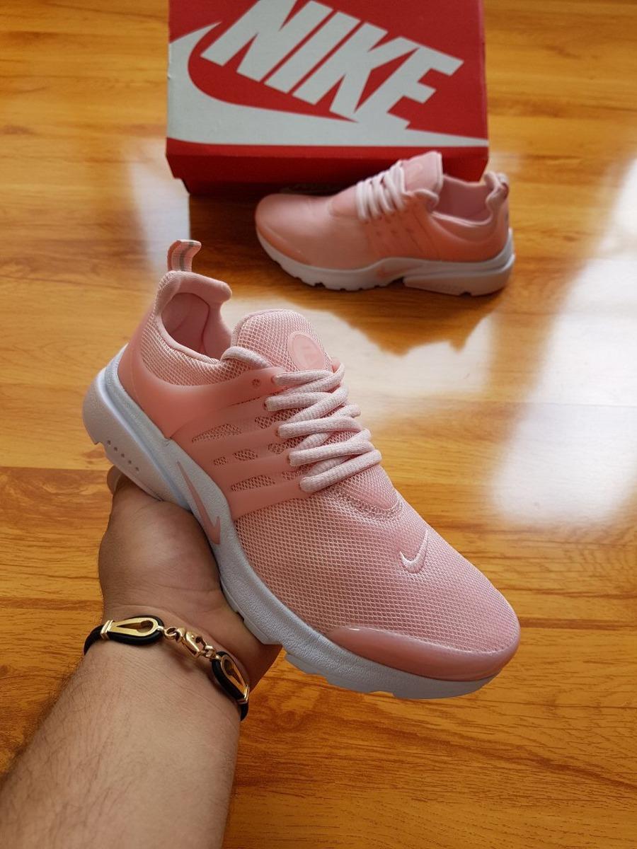 ... greece tenis zapatillas nike air presto custom salmon mujer env gr. cargando  zoom. 70293 958fa0387a43b
