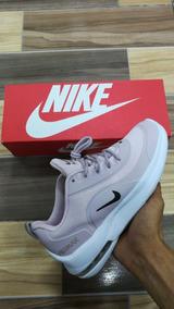 Tenis Zapatillas Nike Airmax Camara De Aire Dama En Caja