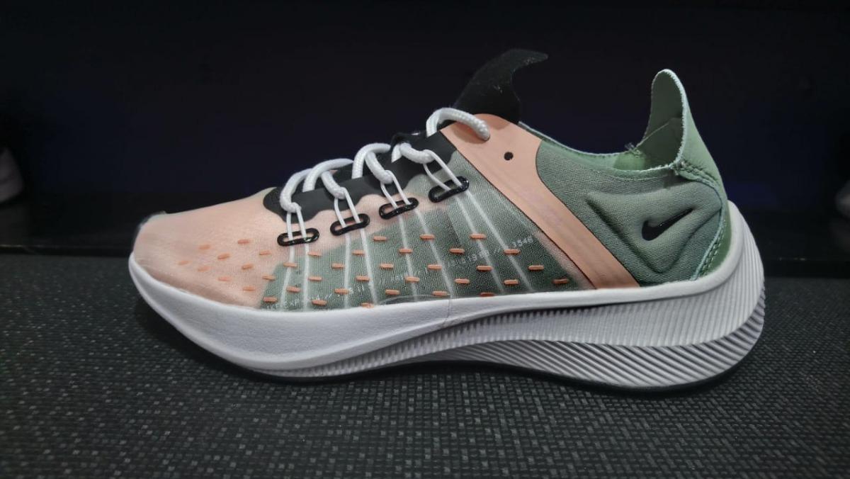 new style b9a86 44f8e tenis zapatillas nike exp-x14 mujer dama original. Cargando zoom.