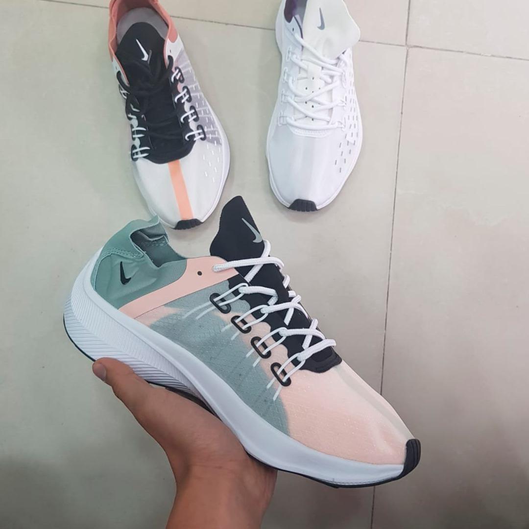 Tenis Zapatillas Nike Exp x14 Mujer Running 2018