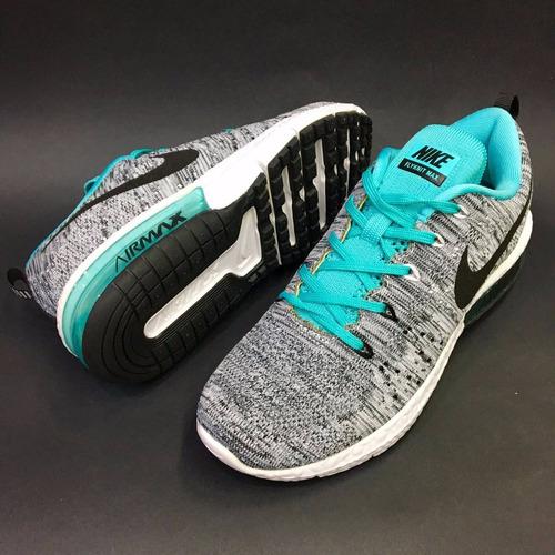 tenis zapatillas nike flyknit air max